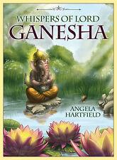 Whispers of Lord Ganesha NEW Sealed 50 Cards 184pg Book A.Hartfield E Golovanova