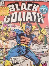 Black Goliath1 2 3 4 5  Marvel Comics