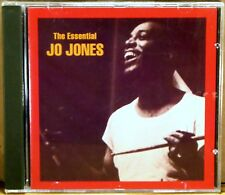 VANGUARD (CD, 1995) The Essential JO JONES 1955 & 1958 Recordings 101/2-2
