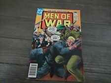 Vintage 1980 Men Of War #25 - DC Comic