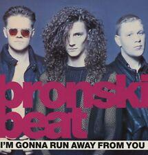 "Bronski Beat I'm Gonna Run Away From You Uk 12"""