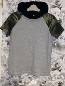 Boys Age 8 (7-8 Years ) Next Hooded Top