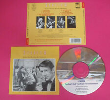 CD STRETCH You Can't Beat Your Brain For Entertainment 1991 no lp mc dvd  (CS55)