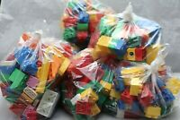 7+ Lbs of Assorted LEGO & Other Building Bricks & Pieces – LOT