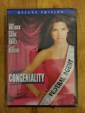 Miss Congeniality (DVD, Limited Deluxe Edition) NEW