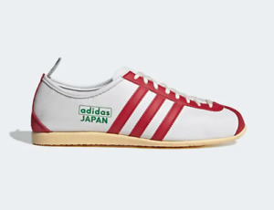 Mens adidas Originals Japan Fv9697 Ftwr White/Team College Red/Green Shoes SZ 7