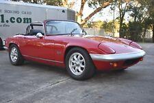 1970 Lotus Elan Series 4 SE