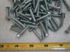 Machine Screws 10/32 x 1 Phillips Flat Head Steel Zinc Plated Lot of 90 #1938