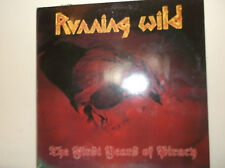 RUNNING WILD- THE FIRST YEARS OF PIRACY 1991 VINYL.VGC