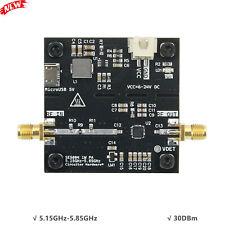 Se5004 1w Microwave Power Amplifier Rf Power Amplifier 515ghz 585ghz 30dbm