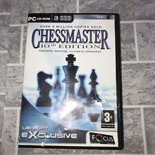 Chessmaster 10th Edition Ubisoft exklusive PC Spiel 2004