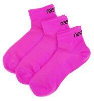 Nashbar Cycling Socks. Bright Awareness PINK Size L/XL (3) Pairs