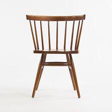 Early Vintage Knoll Associates 1940's George Nakashima Straight Chair Cherry