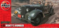 Airfix A05360 Monty's Humber 1/32 escala kit plástico nuevo libre Tracked 48 Post