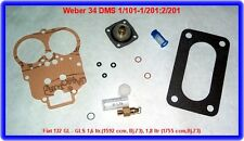 Weber 34 DMS, Vergaser Rep.Kit, Fiat 132 GL,GLS u.a.