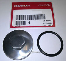 Honda Oil Drain Plug Cap Cover  O Ring XL125 XL185 XL200 XL250 XL350 XR185 XR200