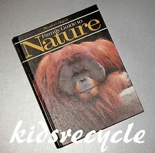 Readers Digest FAMILY GUIDE TO NATURE (1984) Excellent Condition ISBN 0949819328