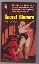 SECRET SINNERS. NICE GGA COVER ART.