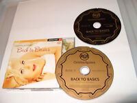 Christina Aguilera Back To Basics 2 cd deluxe 2006) cds are ex condition