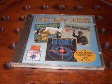 DAVE 'BABY' CORTEZ : 3 LP ON 1CD / IN ORBIT TWEETIE PIE ORGAN  Cd ..... New