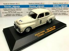 IXO ALTAYA 1/43 DIECAST VOLVO PV544 T.TRANA G.THERMAENIUS RAC RALLY 1964