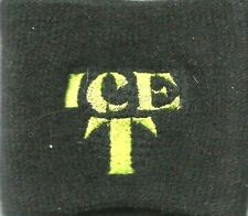 ICE T green logo/black SWEATBAND official licensed merchandise - no longer made