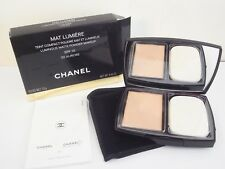Chanel Mat Lumiere Matte Powder Makeup SPF10 #30 Aurore