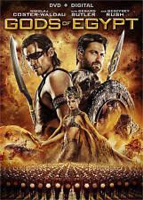 Gods of Egypt (DVD, 2016)