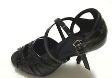 Women Dance Shoes Salsa High Heel Latin Ballroom Shoes Soft Outsole Party Shoes