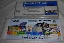 AnaBright ABA-CY3XL Cyan XL Cartridge Mfg 2015