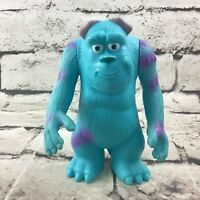 "Disney Pixar Monsters Inc Sulley 6"" Figure Hollow Plastic McDonalds Meal Toy"