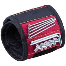 Magnetic Wristband Strong Tool Storage Armband Suction Screw Home or Car Repair