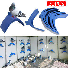 20x Pigeon Dove Rest Stand Frame Grill Dwelling Perches Roost Bird Supplies Set