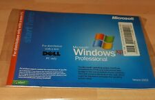Microsoft Windows XP Professional Version for DELL PC *New & Sealed*
