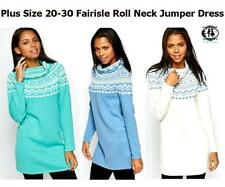 Cotton Polo Neck All Seasons Jumpers & Cardigans for Women