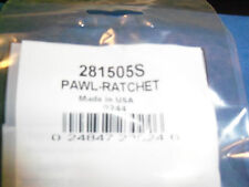 NEW BRIGGS STARTER PAWL 281505S OEM B64