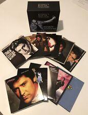 Shakin? Stevens Epic Masters 10-CD-Box Rare Rock?n?Roll Rockabilly Shaky Boxset