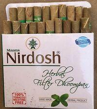 400 Herbal Cigarette | Nirdosh |100% Tobacco & Nicotine Free | Export Quality |