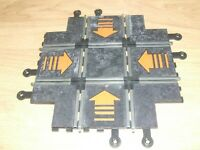 SCX SCALEXTRIC CLASSIC PT 83 RIGHT ANGLED CROSSOVER VGC