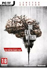 The Evil Within Limited Edition For PC - Brand New - Free UK Delivery