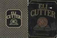 VINTAGE ELI CUTTER PLAYING CARDS