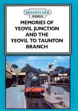 Memories Of Yeovil Junction & Yeovil - Taunton Branch