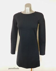 WOLFORD MOLLY DRESS SIZE 34, UK 6, USA 2-4, COLOUR BLACK, RRP £275 BNWT