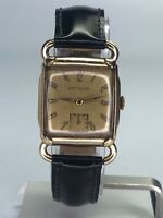 Wittnauer Swiss Made Wind-up Manual Men's Vintage Watch Running