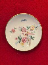 Vintage Royal Doulton Floral Butter Pat Tea Bag Collectible
