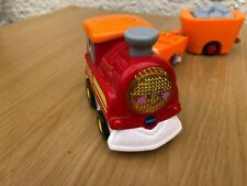 Vtech Toot Toot Train And 2 Trailers