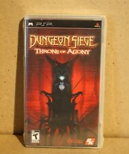 Dungeon Siege: Throne of Agony (Sony PSP, 2006)  NEW