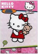 HELLO KITTY by SANRIO IRON ON Applique Super Detailed!