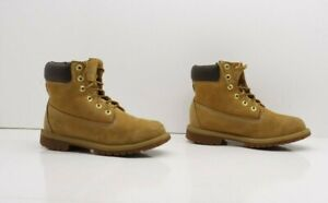 Bottine Timberland 12909 D'Occassion Taille 6M (Cod.SS2827) Chameau Femme