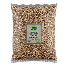 Organic Red, White Quinoa with Bulgur 2kg